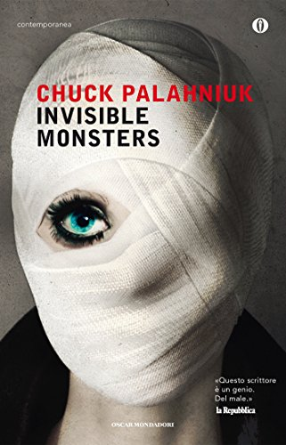 invisible monster - chuck palhaniuk